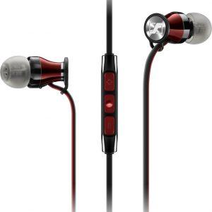 Sennheiser MOMENTUM M2 IEG - In-ear oordopjes - Rood