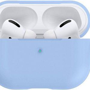 Spigen Ciel by Cyrill Silicone Case voor Apple AirPods Pro - Cornflower-Papaya