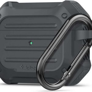 Spigen Tough Armour Apple AirPods Pro Case - Charcoal