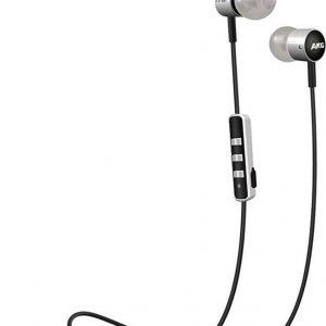 AKG K374BT - In-Ear Bluetooth Oordopjes - Zilver