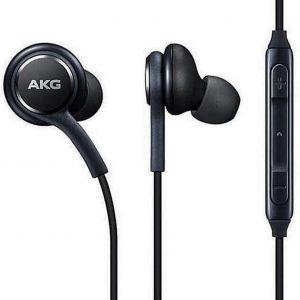 AKG oordopjes in-Ears Samsung - Akg oortjes - Zwart - Knoopvrij - Android en Ios - Samsung S6/S7/S8/S9/S10/S20