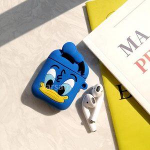 Apple airpod case / hoesje beschermer Donald Duck