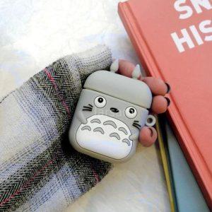 Apple airpod case / hoesje beschermer Totora