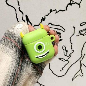 Apple airpod case / hoesje beschermer monster, inc Mike