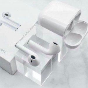 Blanc Seing draadloze oordopjes. Airpods alternatief. Compatibel met iedere bluetooth smartphone (android of apple)