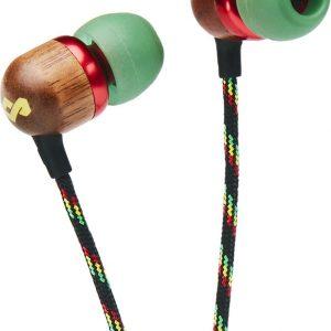 House of Marley Smile Jamaica BT 2 - oordopjes - oordopjes bluetooth - groen