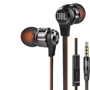 JBL T180A - In-ear Oordopjes - Zwart