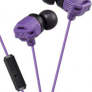 JVC HA-FR202VE In-ear hoofdtelefoon - Violet