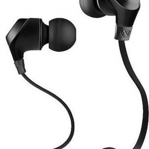 Monster Cable NCredible NErgy Hoofdtelefoons In-ear Zwart