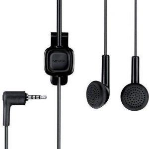 Nokia Headset WH-101 (black) o.a. voor 1661,2330,2720,3109,3110,6300,6212,6700Slide,E51,E66,E71