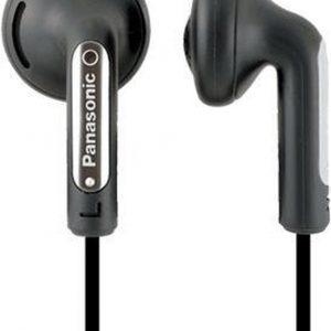 Panasonic RP-HV154E Hoofdtelefoons In-ear Zwart