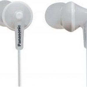 Panasonic RP-TCM125 Hoofdtelefoons In-ear Wit
