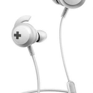 Philips SHB4305WT/00 BASS+ - Draadloze Bluetooth In-ear oordopjes
