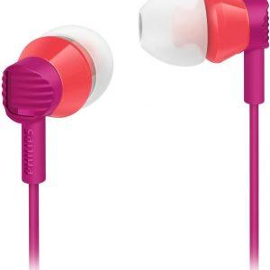 Philips SHE3800 - In-ear oordopjes - Roze