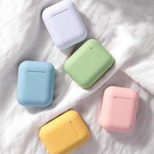 PinkPods Draadloze Oordopjes- Met Oplaadcase - Roze Stijlvolle oortjes als alternatief voor de Apple AirPods PROLEDPARTNERS®