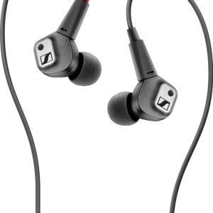 Sennheiser IE 80 S - In-ear oordopjes - Zwart