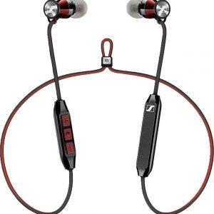 Sennheiser Momentum Free Special Edition - Draadloze Bluetooth-hoofdtelefoon - Rood/Zwart