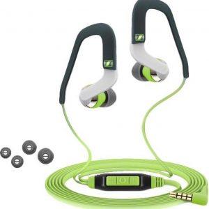 Sennheiser OCX 686G SPORTS - In-ear oordopjes - Groen/Grijs
