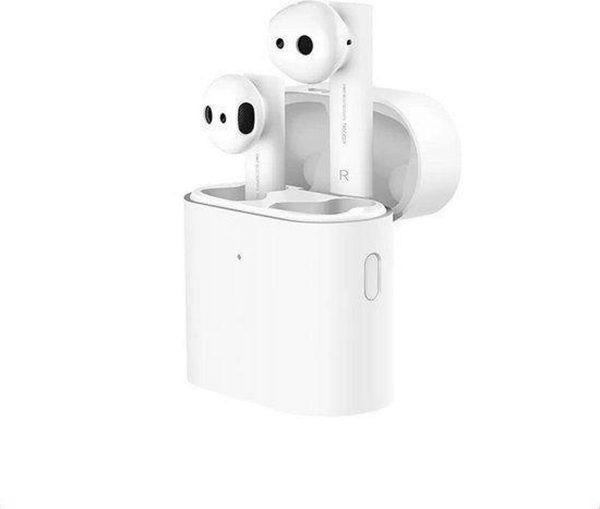 Air 2 Volledige draadloze oortjes Oplaadcase 2020 - Alternatief voor Airpods - Wit