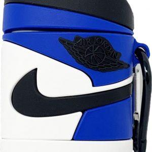 """AirPods Case Air Jordan 1 """"Game Royal"""" - Airpods hoesje - Airpod case - Airpod hoesje - Nike"""