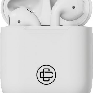 Airpods Case - Silicone - Wit