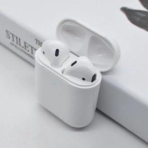 Beste verkochte Draadloze oordopjes van 2019 met oplader - 5.0 bluetooth - case wit - i9S - TWS- Met Touch functie - Bluetooth -oortjes- Earpods - Lightning aansluiting - Geschikt