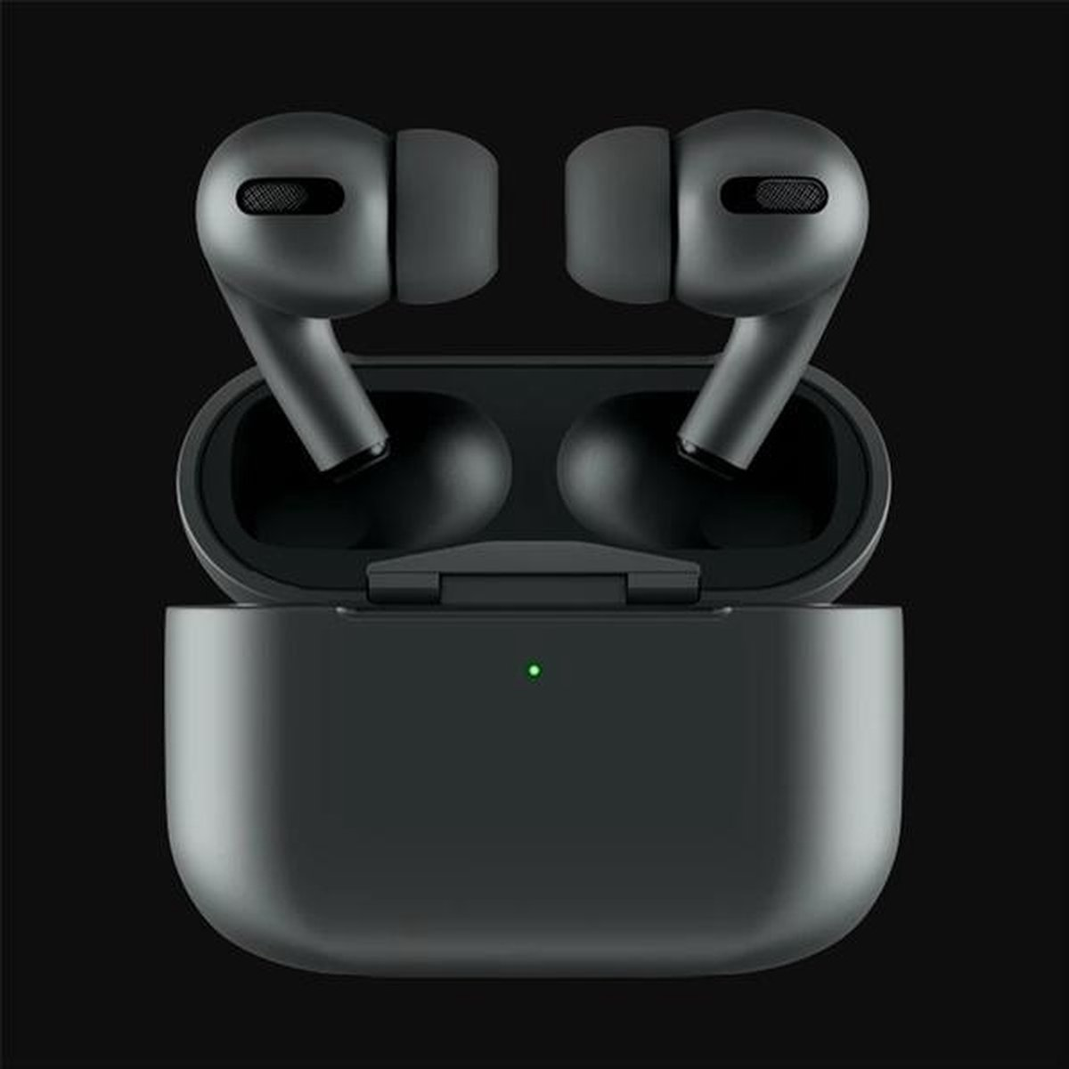 Black inPods Pro -Alternatief AirPods pro Bluetooth 5.0 Oortjes Geschikt voor alle Smartphones