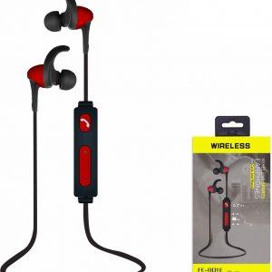 Bluetooth Oordopjes Red
