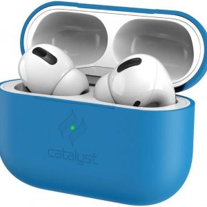 Catalyst Slim Case Apple Airpods Pro Siliconen Hoesje Blauw