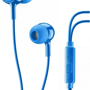 Cellularline Acoustic Headset In-ear Blauw