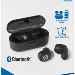 Celly BH Twins True Wireless Earbuds BT Headset black