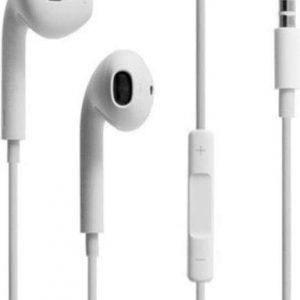(Combi Pack 5 x) In-ear oordopjes/headset Universeel voor Iphone 5 / 5S / 5C / 6 / 6S / 6 Plus / 6S Plus model + andere smartphones - Underdog Tech