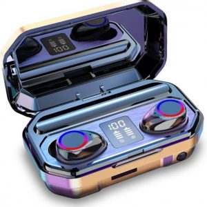 Draadloze Oordopjes - Bluetooth Oortjes - Draadloze Bluetooth Oortjes - Earbuds - Earpods - Oortjes - Airpods - Earpods - Bluetooth oordopjes - Wireless earphones