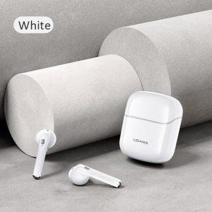 Draadloze oordopjes - Usams bluetooth oordopjes - bluetooth headset - volledige draadloze oordopjes