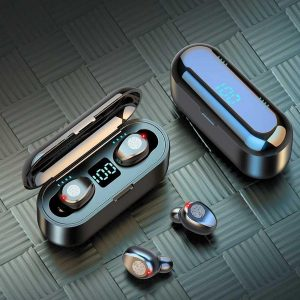Earbuds - Draadloze Oordopjes - Bluetooth Oordopjes - Inclusief Oplaadcase - Draadloze Oortjes - Earpods - Nieuw Model 2021