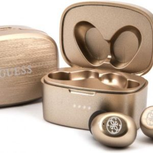 GUESS Wireless 5.0 4H Stereo Headset - Goud
