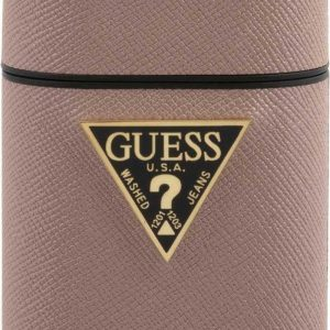 Guess Airpods Case Pink AirPods / Airpods 2