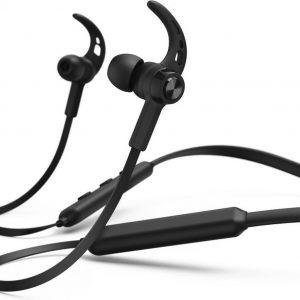"Hama Bluetooth®-koptelefoon ""Nekband"", in-ear, micro, ear-hook, zwart"