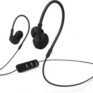 "Hama Bluetooth®-sport-koptelefoon ""Run BT"", in-ear, microfoon, oorbeugel, zwart"