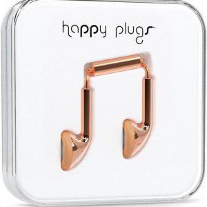 Happy Plugs Earbud - In-ear oordopjes - Rosegold