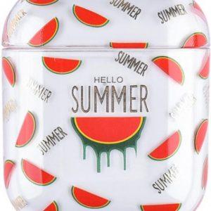 Hidzo Hoes Voor Apple's Airpods - Watermeloen