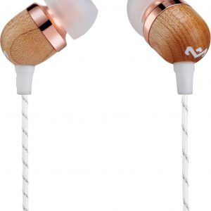 House of Marley Smile Jamaica copper oortjes - oordopjes met microfoon en 1knopsbediening