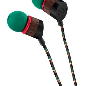 House of Marley Uplift 1kn - In-ear oordopjes - groen