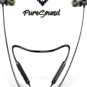 In-ear oordopjes met Dual Driver - Encore Pure Sound - Europees merk - Bluetooth 4.2 - Intensieve sport en dagelijks leven - koptelefoon compatibel met Apple, Android, Windows : tablet, smartphone, tv, computer