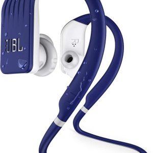 JBL Endurance Jump - Waterdichte In-ear sport oordopjes - Blauw