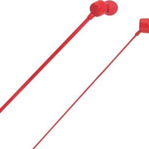 JBL T110 - In-ear oordopjes - Rood
