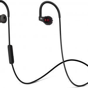 JBL UA Wireless Heart Rate - Draadloze in-ear sport oordopjes met hartslagmonitor - Zwart