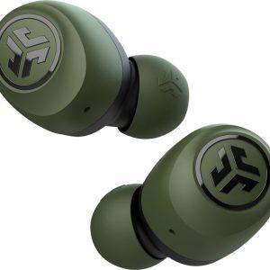 JLab Audio GO Air - True Wireless - Volledig draadloze Bluetooth In-ear oordopjes - Koptelefoon met Oplaadcase - Groen