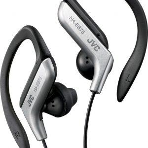 JVC HA-EB75 - Sport oordopjes - Zilver