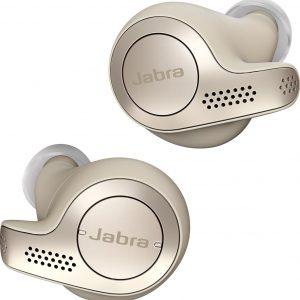 Jabra Elite 65T - Volledig draadloze oordopjes - Goud/Beige